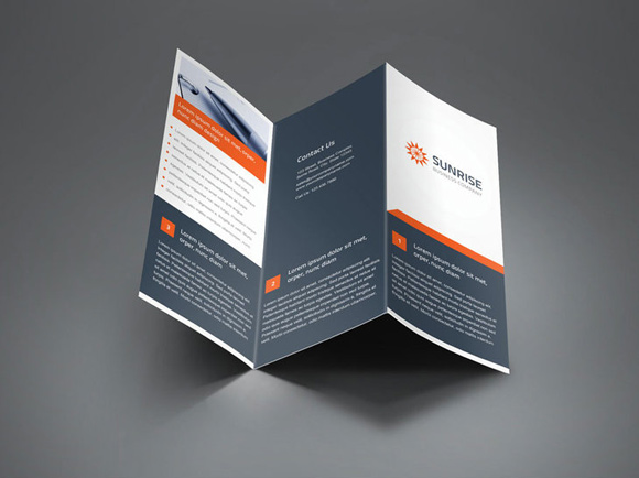 Sunrise-Corporate-Trifold-and-Z-fold-Brochure