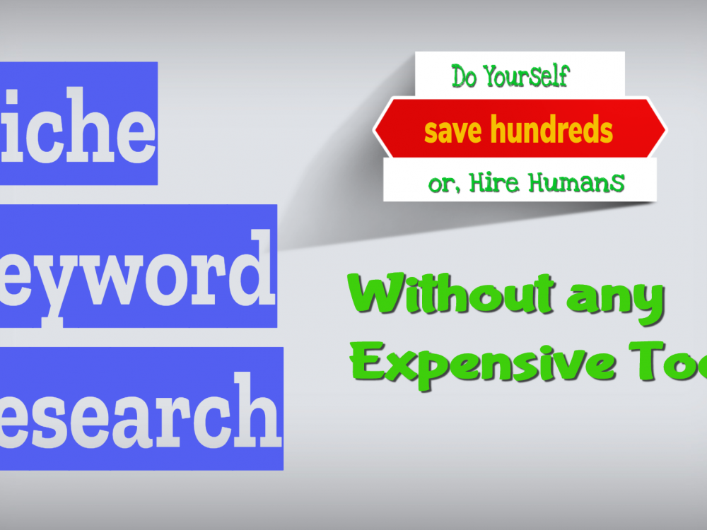 niche keyword research