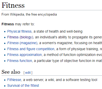 Keyword research with Wikipedia