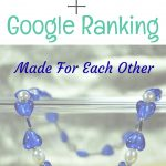 WordPress and Google ranking are made for each other