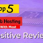 Top 5 hosting with site security, fast speed and free SSL