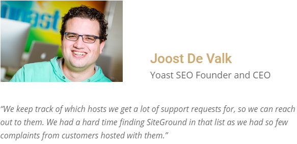 siteground review yoast