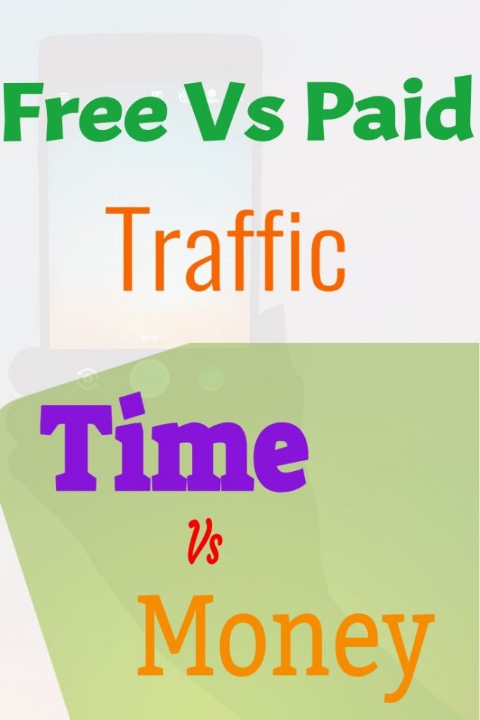 free vs paid traffic