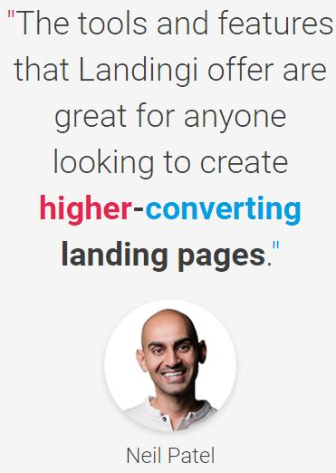 top landing page creator
