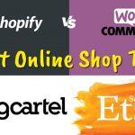 Best Skillshare Classes to Start an Online Shop