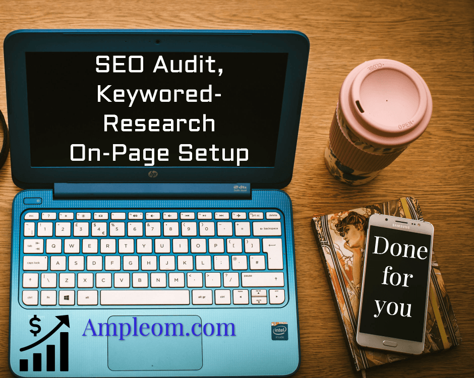 SEO audit, keyword research service